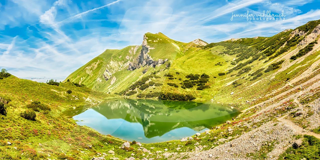 Lake Lache, Austria - Jennifer Vahlbruch