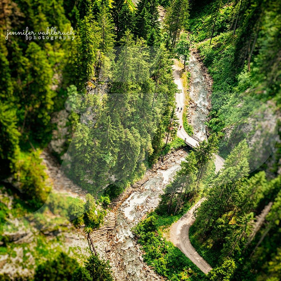 Mountain Forest Creek 1 - Holzgau, Austria