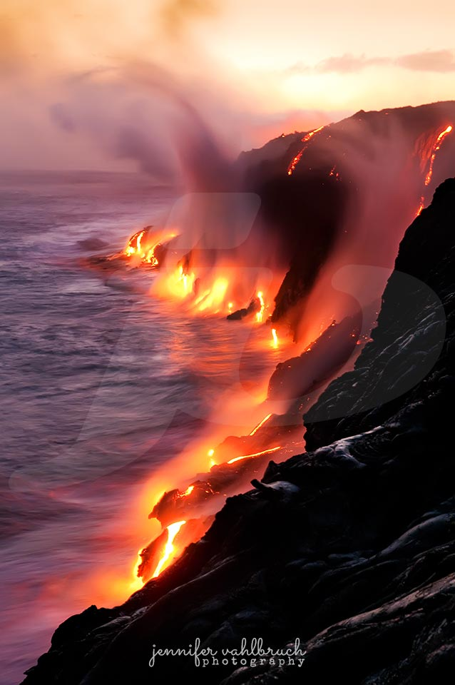 Elements - Kalapana, Big Island, Hawaii