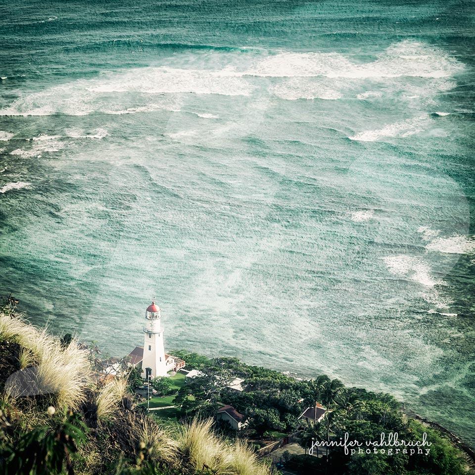 Lighthouse Hawaii - Oahu, Hawaii
