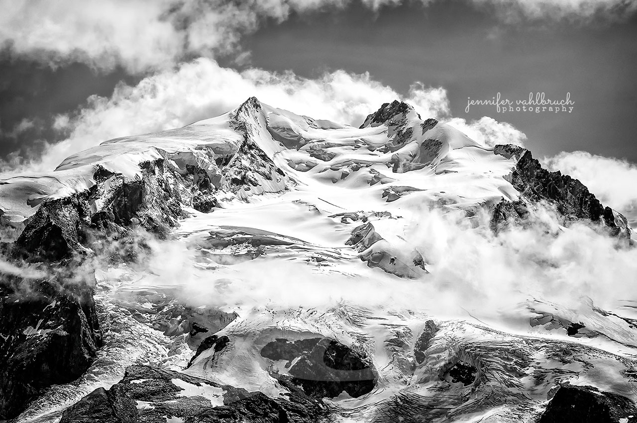 Spirit of Dufour Peak - Monte Rosa, Switzerland