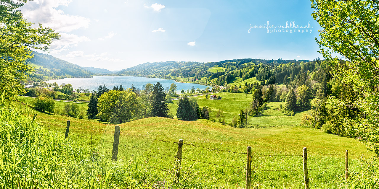 Great Alpsee - Immenstadt, Germany