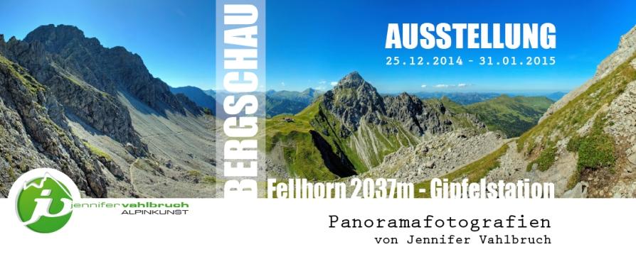 Bergschau – Fellhorn 2037m