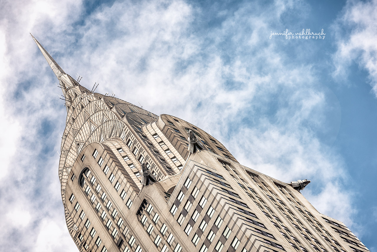Chrysler Building, New York City - Jennifer Vahlbruch